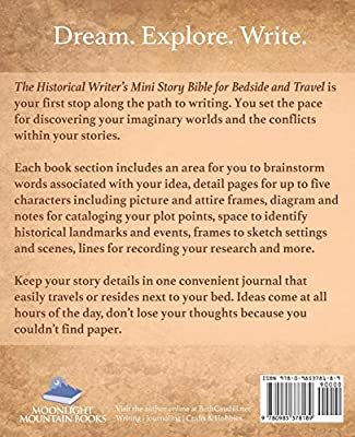 The Historical Writer's Mini Story Bible for Bedside and