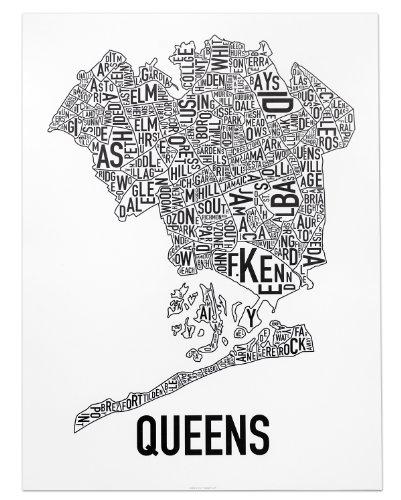 queens new york poster - 1