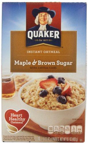 Maple Oatmeal - 2
