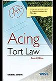 Acing Tort Law (Acing Series)
