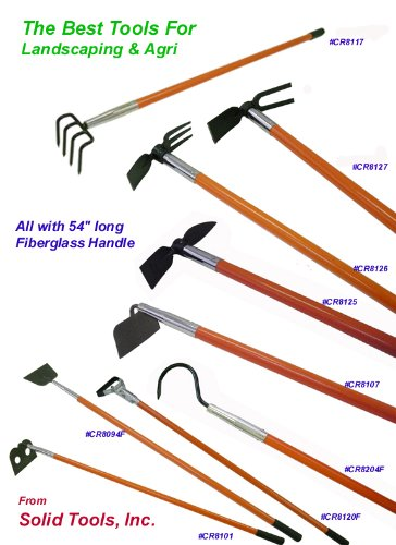 Forged Meadow Hoe (Blackland Hoe)