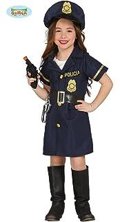 My Other Me Me-204231 Disfraz de policía para niña, 7-9 años ...