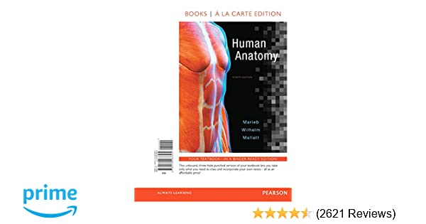 Amazon human anatomy books a la carte edition 8th edition amazon human anatomy books a la carte edition 8th edition 9780134283395 elaine n marieb patricia brady wilhelm jon b mallatt books fandeluxe Gallery