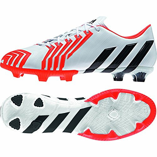 Instinct Men's Firm Ground Boots Predator White adidas Football I4HxZw