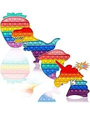 HUIIYIOL Rainbow Fidget Toy Pack
