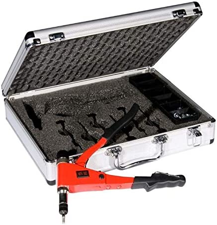 43206360S Masterfix Nietmuttern-Zange MFX 360 im Alu-Koffer