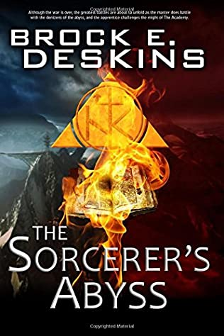 book cover of The Sorcerer\'s Abyss