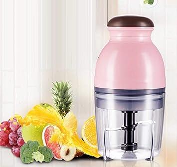 Exprimidor eléctrico - Multifunción para el hogar Máquina para cocinar pequeños alimentos para bebés Nutrición y suplementos nutricionales Pies ...