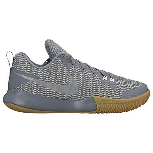 禁輸引き出しチューインガム(ナイキ) Nike メンズ バスケットボール シューズ?靴 Zoom Live II [並行輸入品]