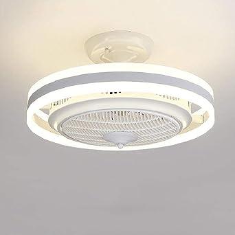 LLAN Nuevo LED Luz De Ventilador De Techo Luz De Ventilador De ...