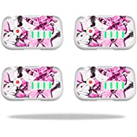 Skin For DJI Phantom 3 Drone Battery (4 pack) – Butterflies | MightySkins Protective, Durable, and Unique Vinyl Decal wrap cover | Easy To Apply, Remove, and Change Styles | Made in the USA