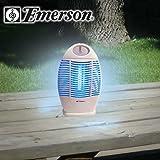 Emerson Indoor/Outdoor Cordless Rechargeable Bug Zapper ()