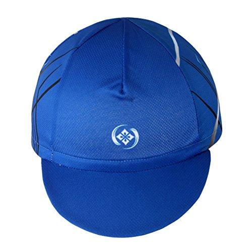 unica taglia Sport Aiqiwomen Core uomo Bcycle Bike Cap Hat Blu Aiqi w6Zq8zBz