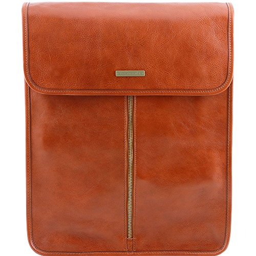 TUSCANY LEATHER , Borsa organizer portatutto beige beige Taille Unique