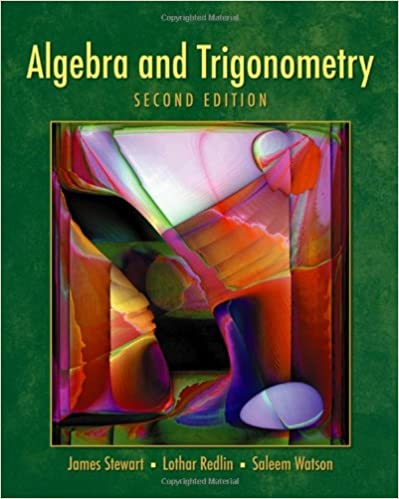 Algebra and trigonometry 2nd edition with video skillbuilder cd algebra and trigonometry 2nd edition with video skillbuilder cd rom james stewart lothar redlin saleem watson 9780495013570 amazon books fandeluxe Choice Image