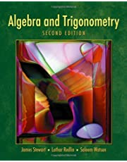 Algebra and Trigonometry (with Video Skillbuilder CD-ROM and CengageNOW, iLrn? Homework Student Version, Personal Tutor with SMARTHINKING Printed Access Card)