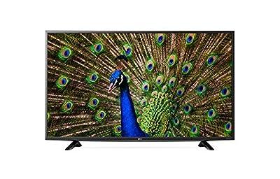 "LG 49UF640T 49"" UHD 4K Slim Multi-System Smart Wi-Fi LED TV 110-240 Volt w/ Free HDMI Cable"