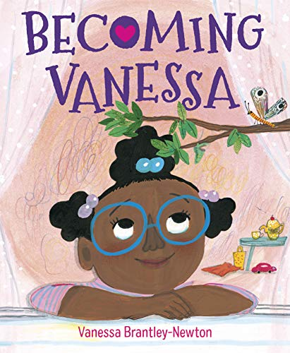 Book Cover: Becoming Vanessa
