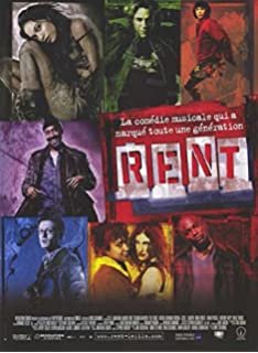 Rent 11 x 17 Movie Poster