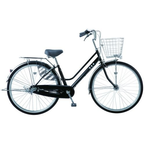 パンクしない自転車 軽快車 27型 内装3段変速 LT08 27インチ B07B8FNS1P