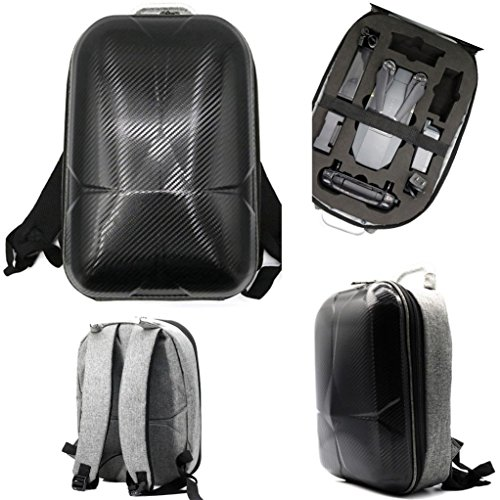 Price comparison product image Backpack for DJI Mavic Pro,Sunfei Hard Shell Carrying Backpack bag Case Waterproof Anti-Shock for DJI Mavic Pro