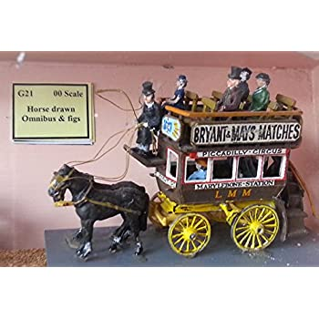 L M S 5ton 2 Horse Drawn Wagon O Scale 1:43 UNPAINTED Kit M3 Langley Models