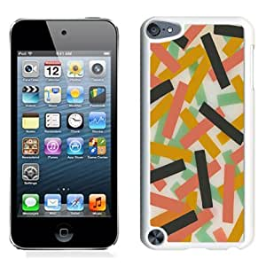 Fossil 29 White iPod Touch 5 Screen Cover Case Attractive and Nice Design