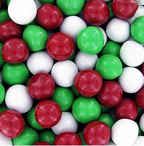 Dutch Jelly - Jelly Belly Christmas Chocolate Dutch Mints 1lb