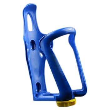 chytaii bicicleta portavasos dosenhalterung ajustable tamaño portabotellas para bicicleta mountain bike, azul