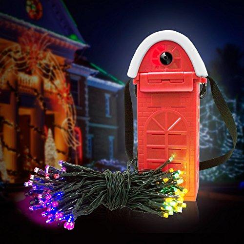 Multi color Morpilot Waterproof Decorative Christmas