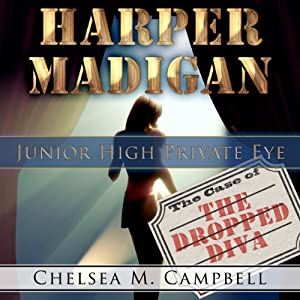 Harper Madigan: Junior High Private Eye Audiobook