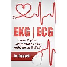 EKG | ECG (Learn EKG Interpretation and Arrhythmias EASILY!)