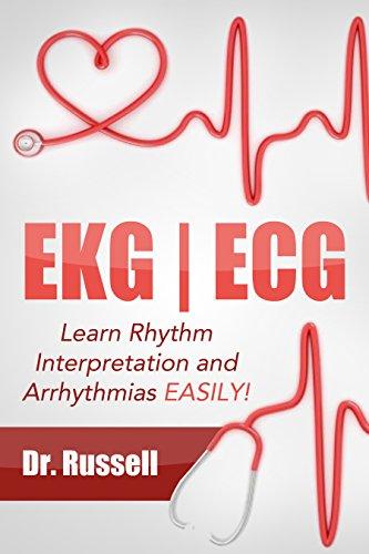 EKG Learn Interpretation Arrhythmias EASILY ebook product image