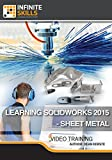 Learning SolidWorks 2015 - Sheet Metal [Online Code]