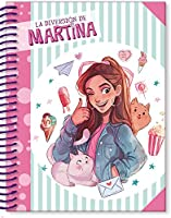 Libreta De La Diversión De Martina (turquesa)