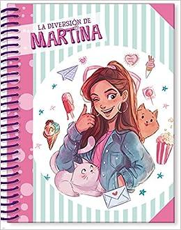 Libreta de La Diversión de Martina (turquesa) (La diversión ...