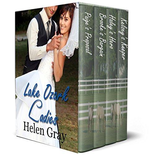 Contemporary Ozark Collection - Lake Ozark Ladies: 4 books in 1