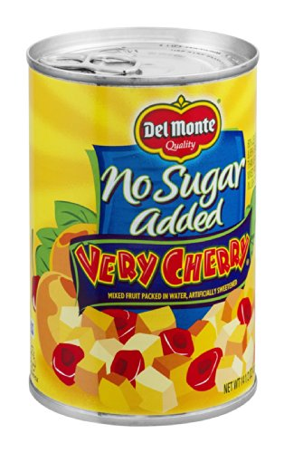 del-monte-no-sugar-added-very-cherry-mixed-fruit-in-water-145oz-pack-of-12