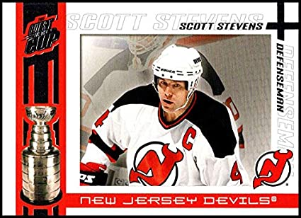 953388a0 2003-04 Pacific Quest for the Cup #65 Scott Stevens New Jersey Devils  Official