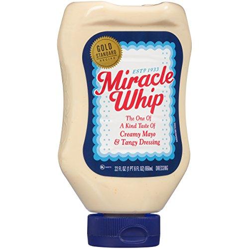 Miracle Whip Dressing (22 oz Bottle)