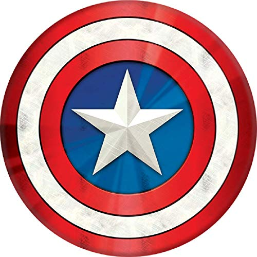 PopSockets: Collapsible Grip & Stand for Phones and Tablets - Captain America Shield Icon