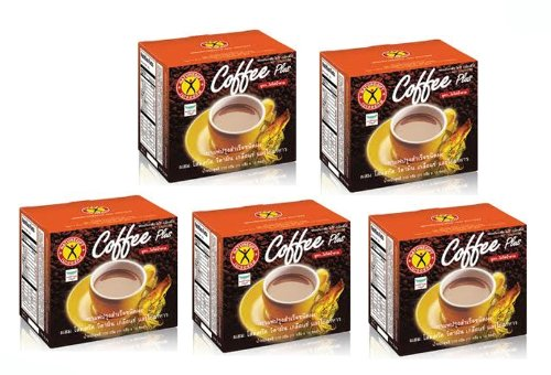 Full box of Cafe divina, weight loss Coffee, infused with 70 MG of premium organic Ganoderma lucidem make 30 cups