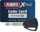 ABUS Granit Sledg 77 Web Disc Lock Yellow