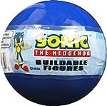 Sonic ~2 6 Mini Figure: Sonic The Hedgehog Buildable Figure Series [6]
