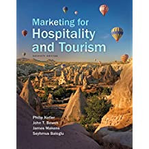 Marketing for Hospitality and Tourism (7th Edition)