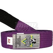 Gameness Jiu Jitsu Belt Purple, A1