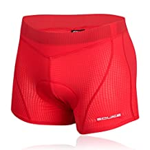 Men's 4D padded cycling underwear padded cycling underwear Padded bike Underwear Shorts