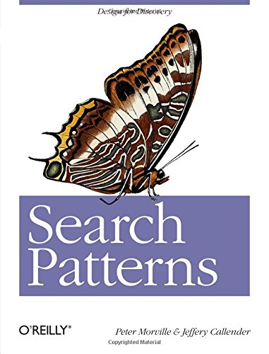 Search Patterns: Design for Discovery (Worlds Best Search Engine)