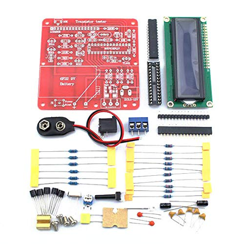 Original Multifunction Transistor Tester Kit For LCR ESR Transistor PWM Signal Generator - Arduino Compatible SCM & DIY Kits Arduino Compatible Kits & DIY - Small Signal Transistor