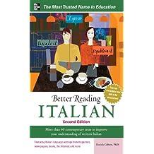 Better Reading Italian, 2nd Edition (Better Reading Series)